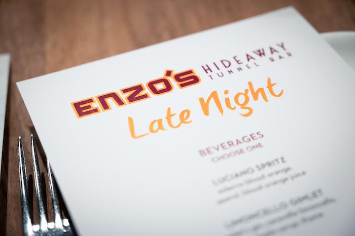 Enzo's Hideaway Late Night