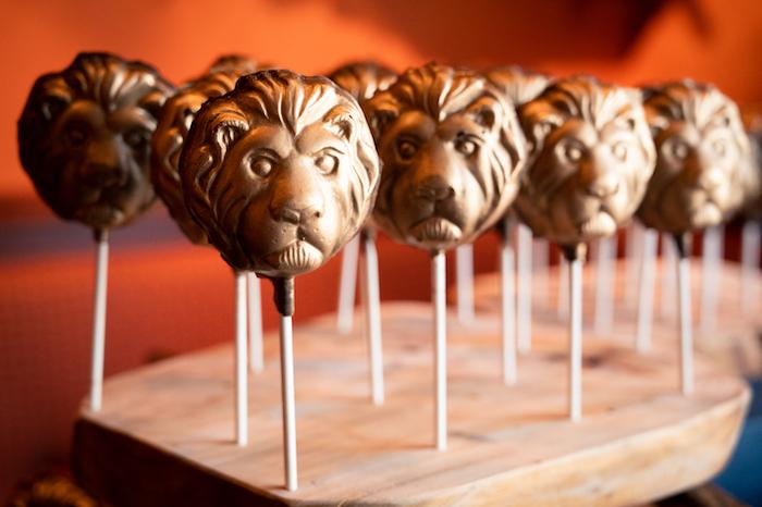 Lion S'more Pop