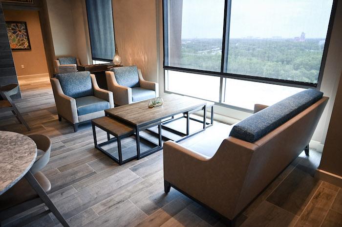 Chronos Lounge Seating