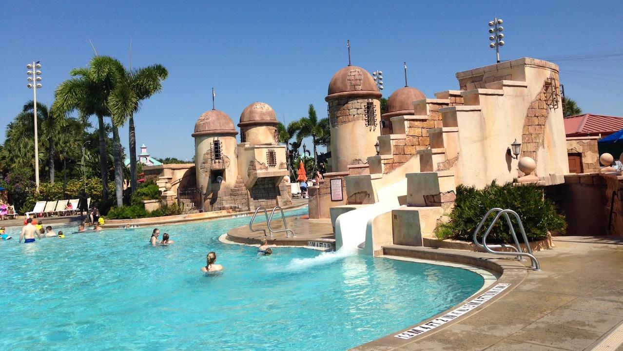 Caribbean Beach Resort A Surprising