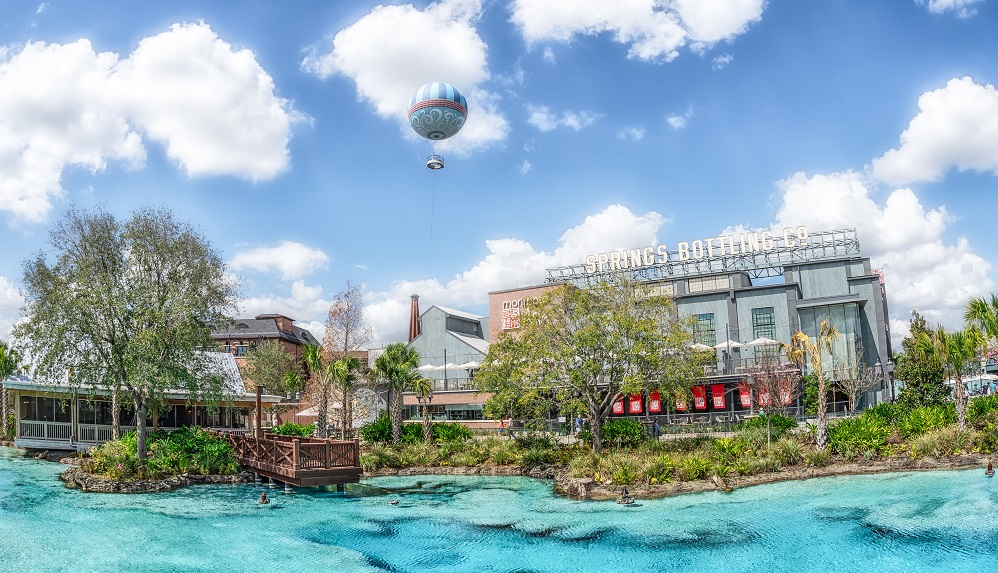 Disney Springs at Walt Disney World Resort - what does disney world look like