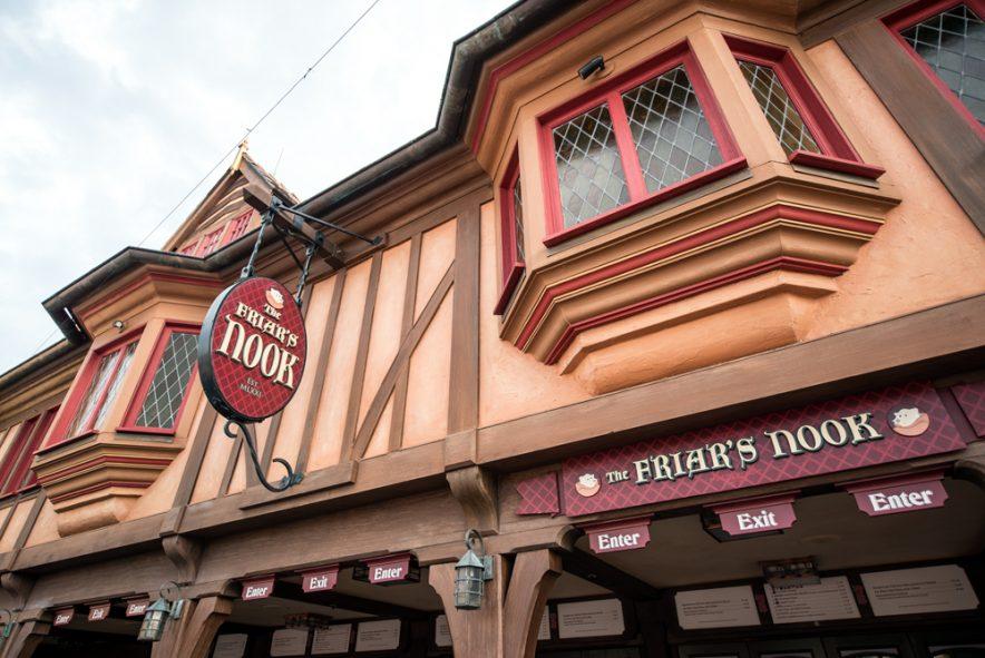 Friar's Nook at Magic Kingdom