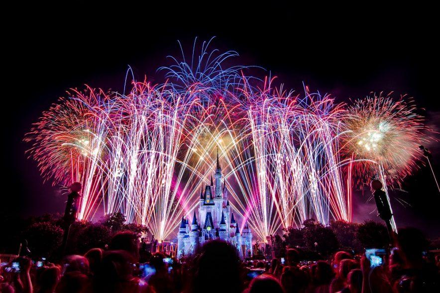 Disney World 4th of July