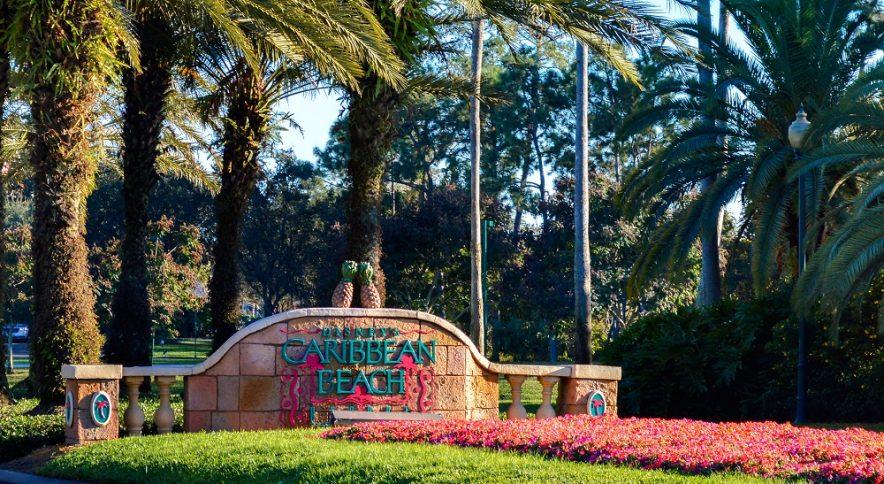 Caribbean Beach Resort at Walt Disney World