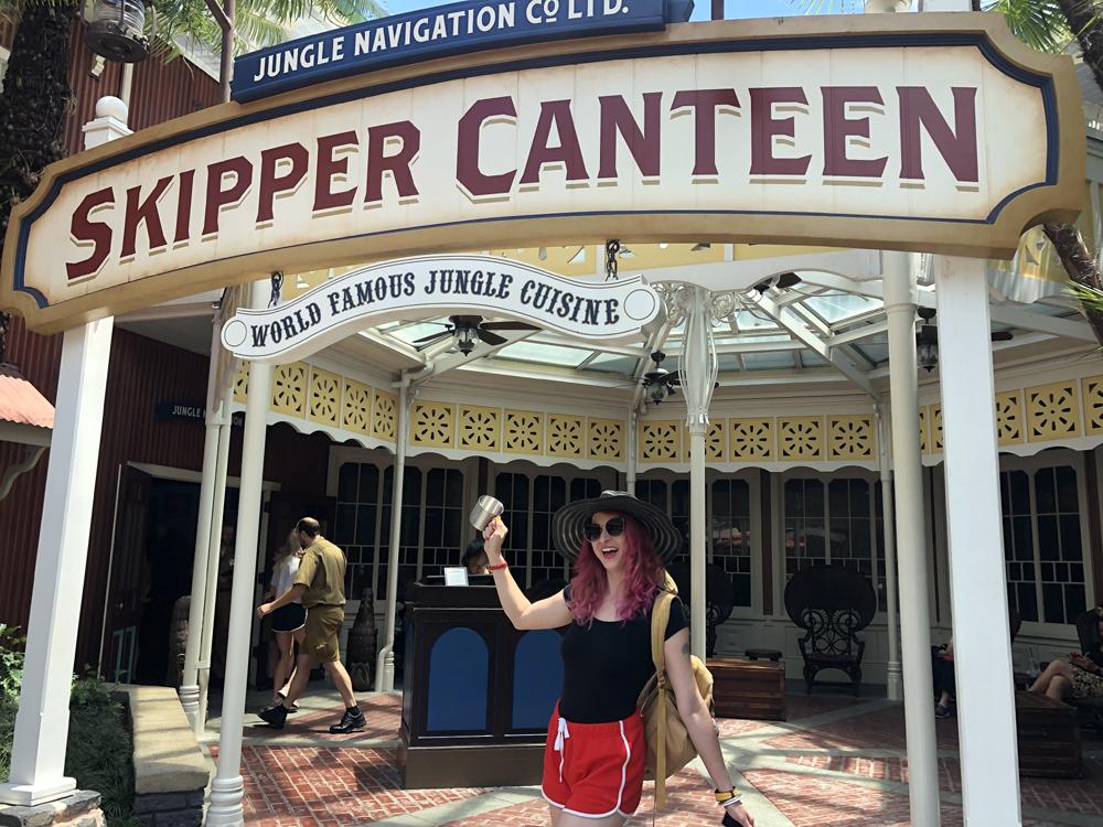 Skipper Canteen at Magic Kingdom