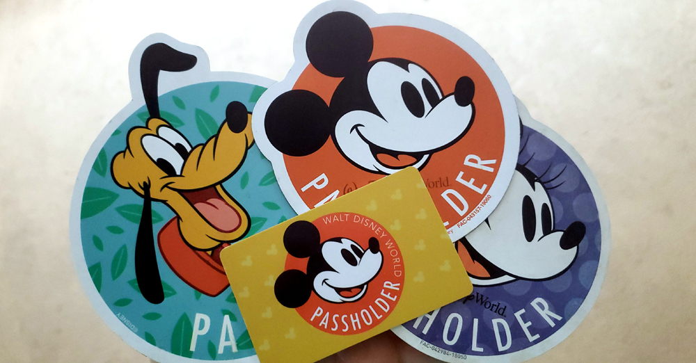 Annual Passholder benefits
