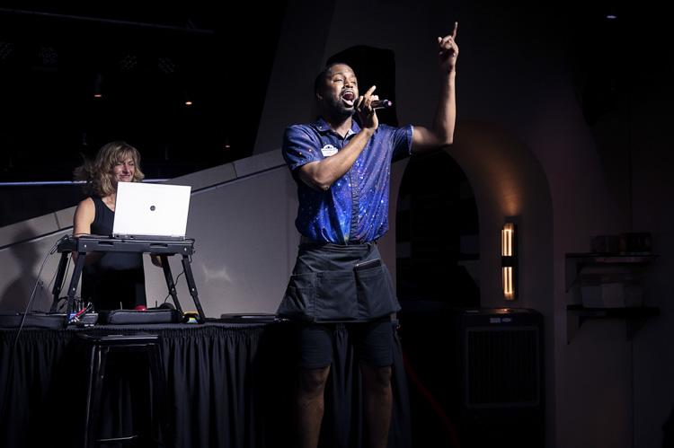 Karaoke at Stargazers Bar