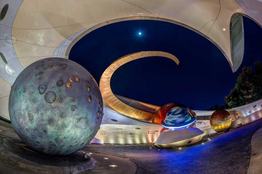 Mission Space at Epcot Walt Disney World