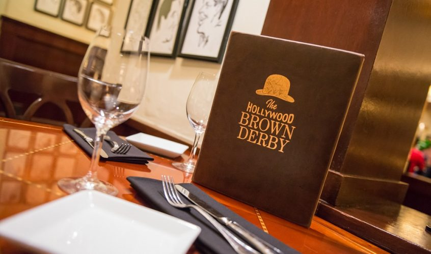 The Hollywood Brown Derby at Walt Disney World