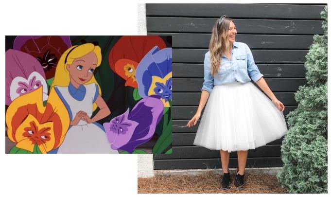 Alice Disneybound Bonnie Powell