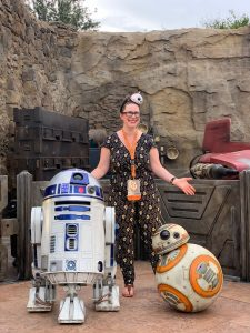 BB8 Outfit