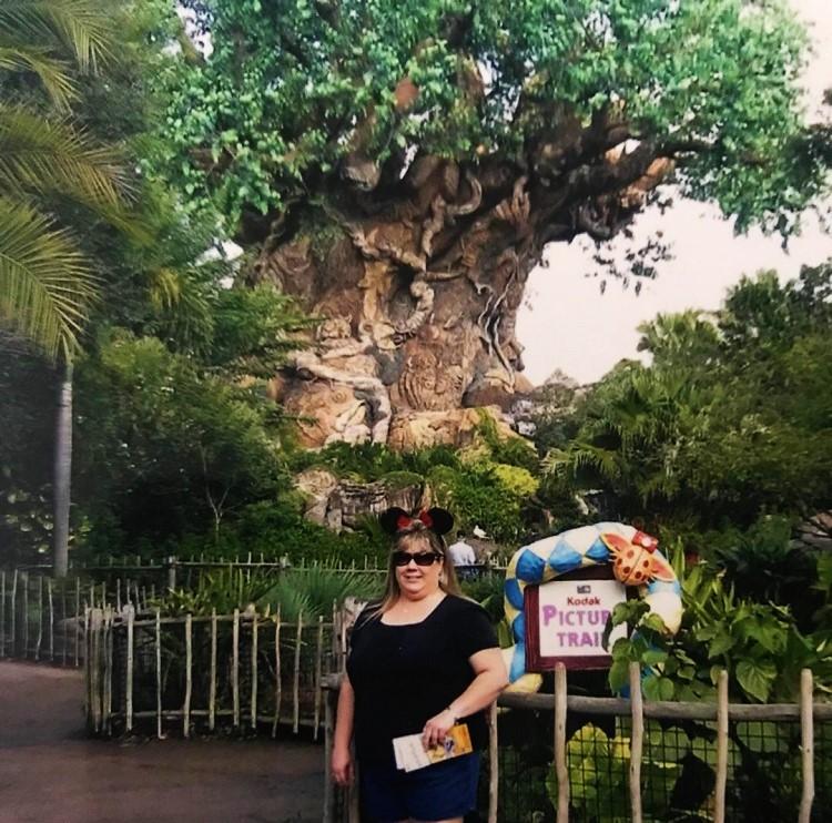 Darla Pacetti Disney World Fan Interview