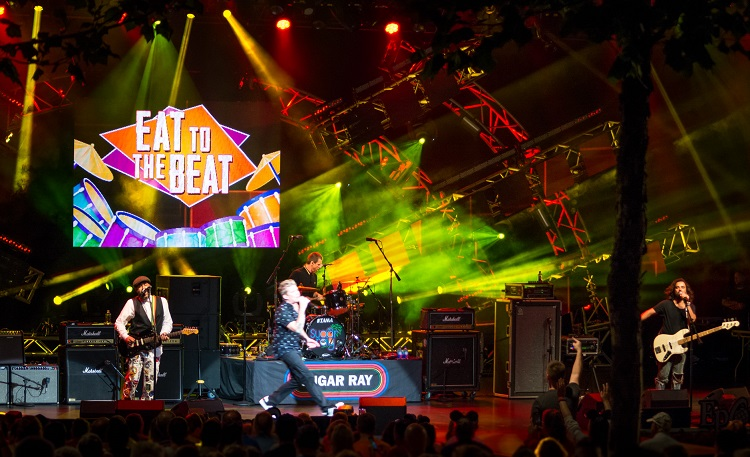 2019 Eat to the Beat Concert Series Lineup