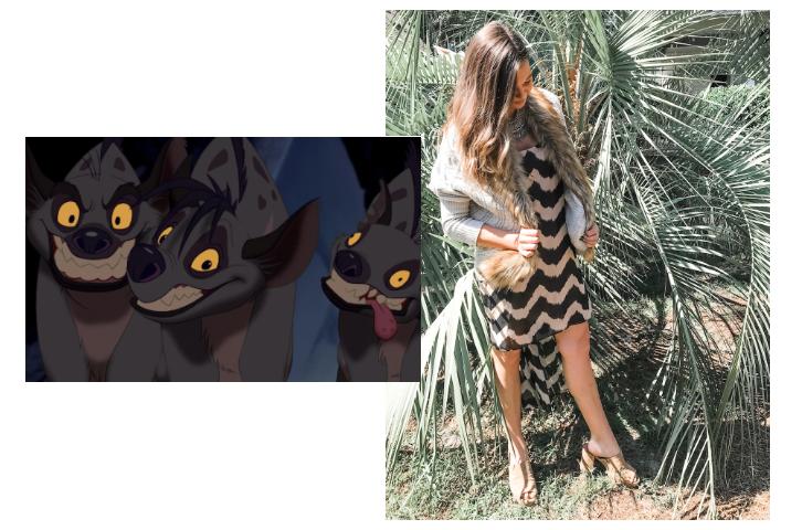 Lion King Hyena Disneybound