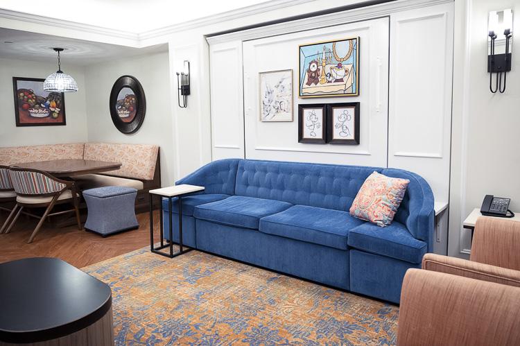 Riviera Resort Living Room
