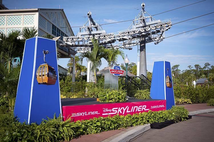Skyliner Dedication Ceremony