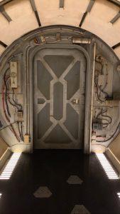 Millenium Falcon Cockpit Entrance