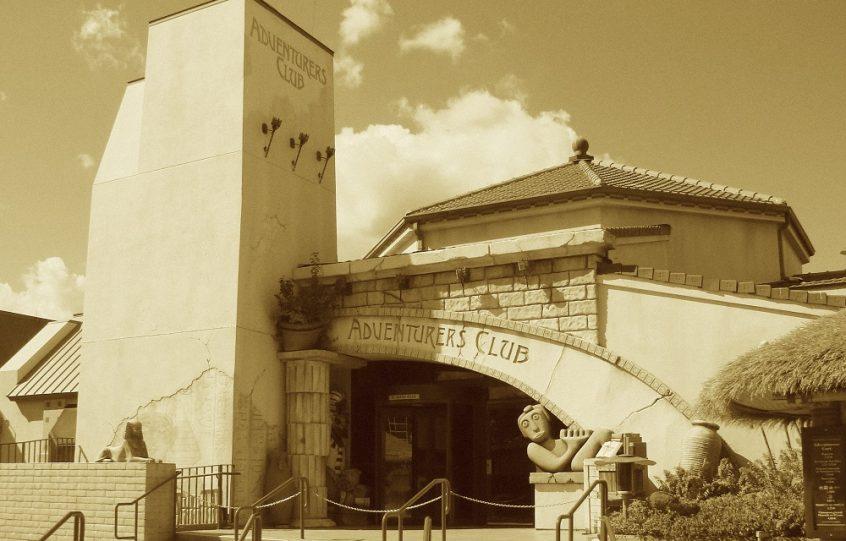 The Adventurers Club Walt Disney World
