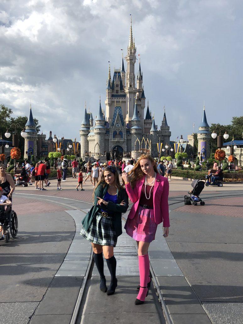 Step Sisters Disney Bound