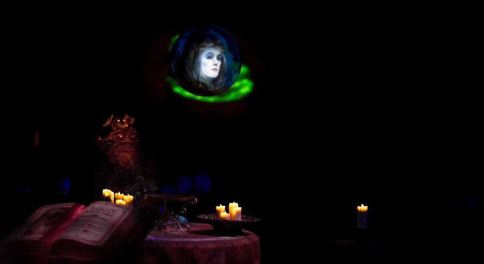 Haunted Mansion Madame Leota Cliff Wang