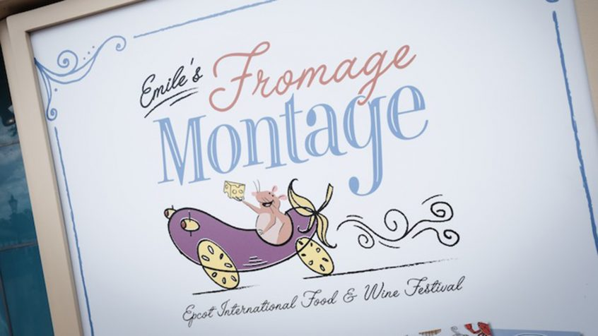 Emile's Fromage Montage