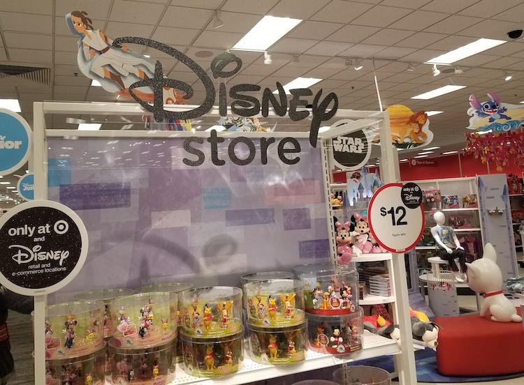 Disney Store in Target