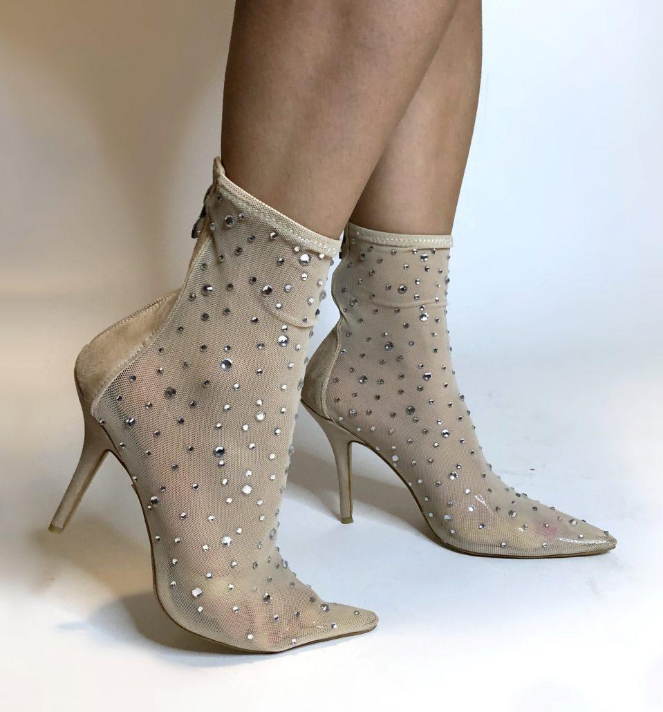 Elsa DisneyBound Sparkly Shoes