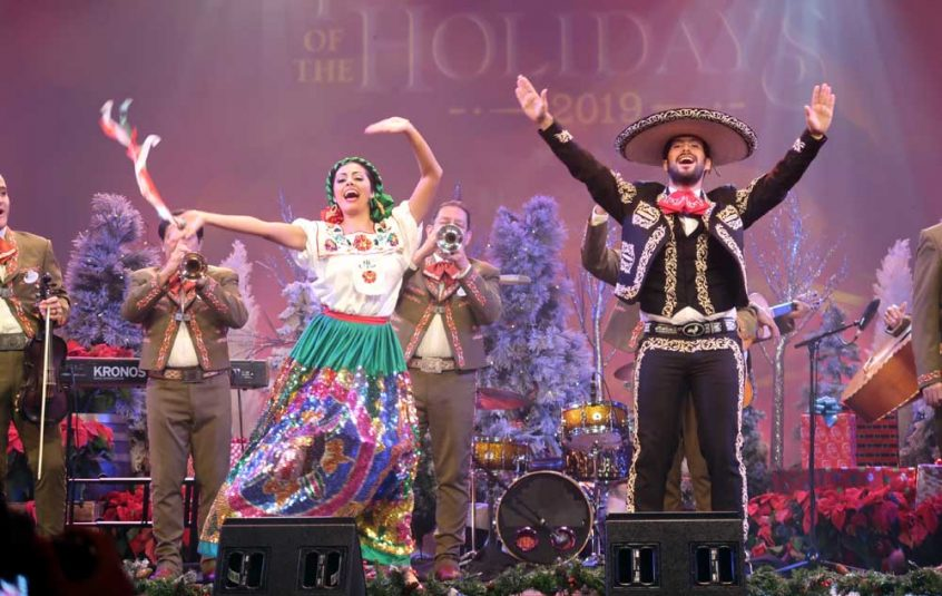 Festival of the Holidays Entertainment
