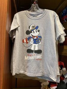 Very Merrytime Cruise souvenirs