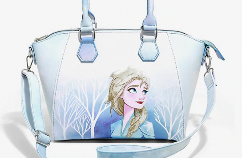 Frozen 2 Elsa Purse Loungefly
