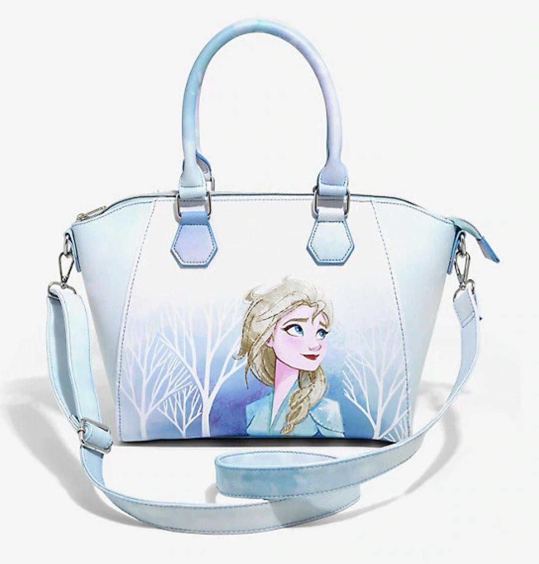 Frozen 2 Elsa Purse Loungefly
