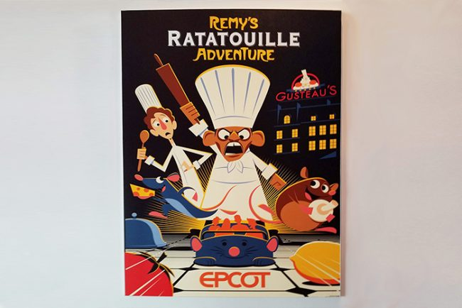Remy's Ratatouille Adventure opening date