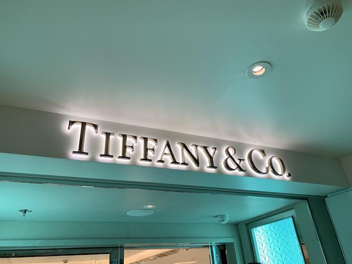 Tiffany & Co Cruise