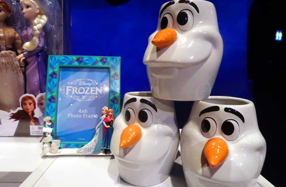 olaf mugs frozen gifts