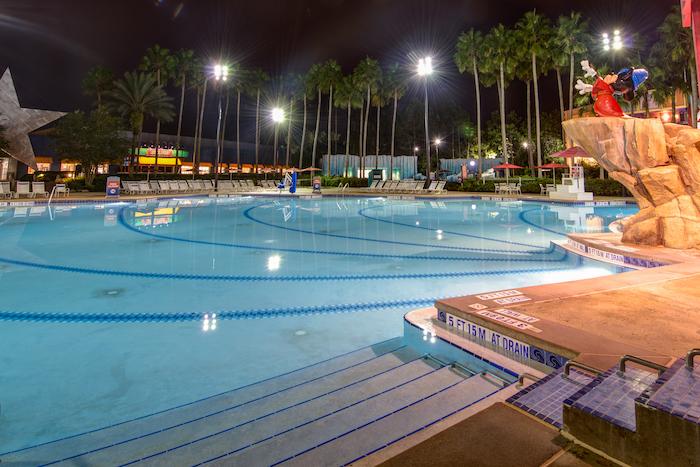 Fantasia Pool