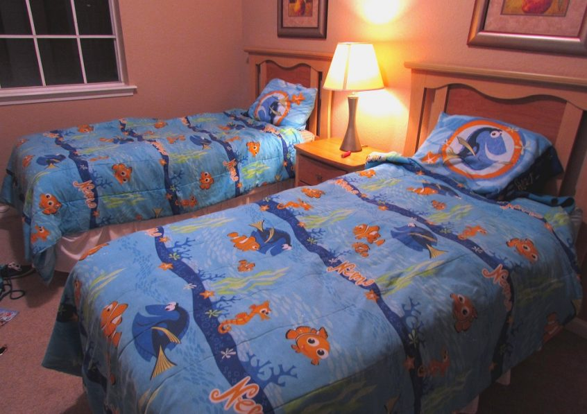 disney world airbnb bed landreneau