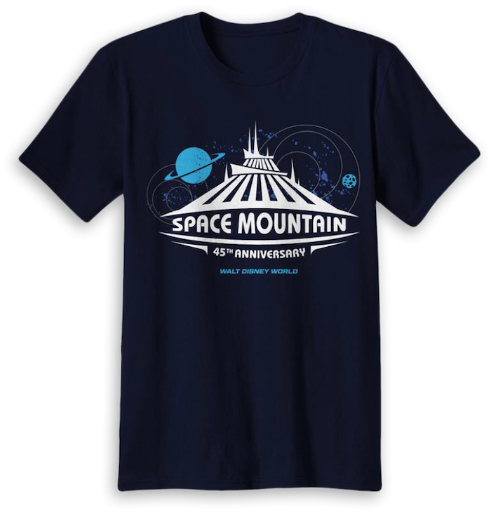 Space Mountain Tee