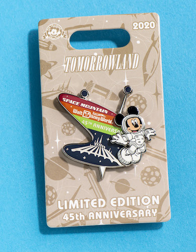 45th Anniversary Pin