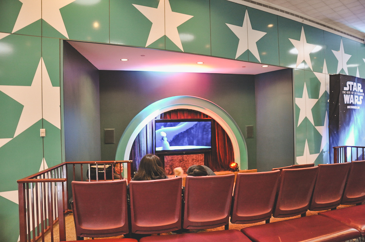 Lobby Cinema at Disney's All-Star Movies Resort