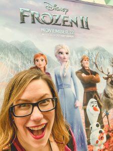 Frozen II Photo Op all star movies resort
