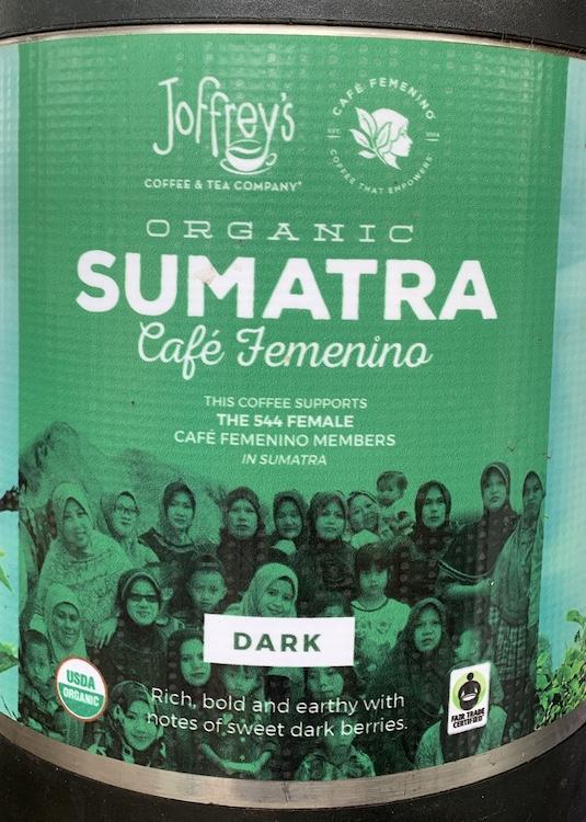 Joffrey's Sumatra