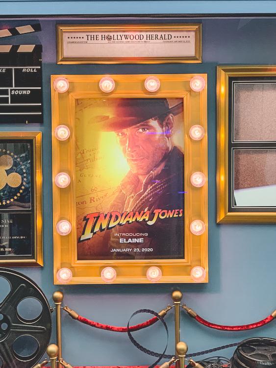 Magic Movie Poster at Disney's All-Star Movies Resort