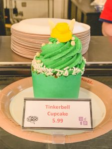 Tink Cupcake all star movies resort