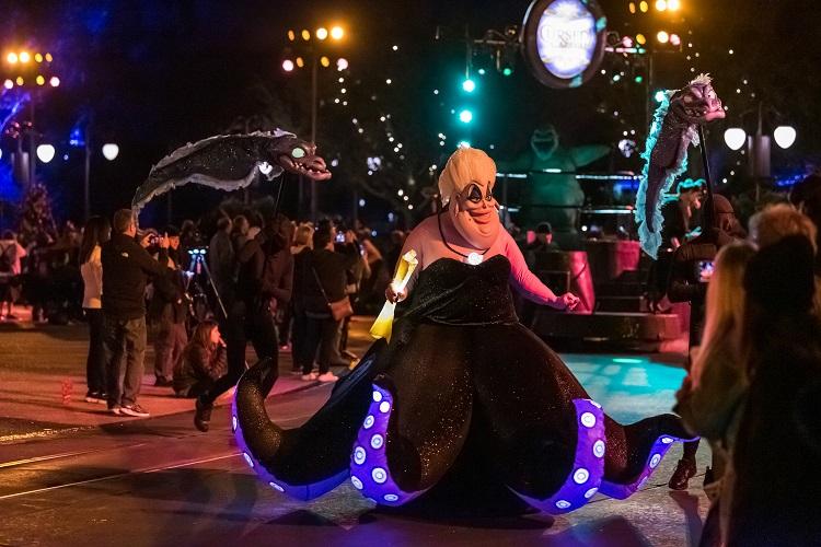 Ursula Cursed Caravan Sapp