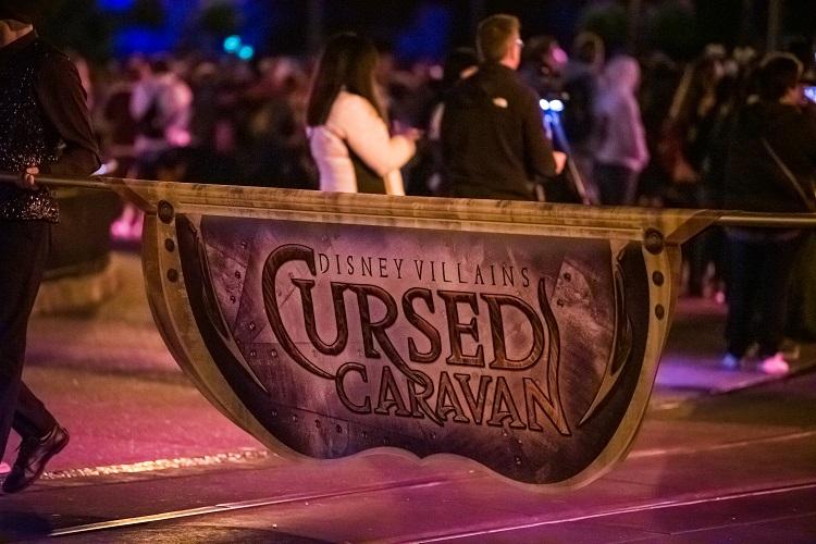 Villains Cursed Caravan Sapp