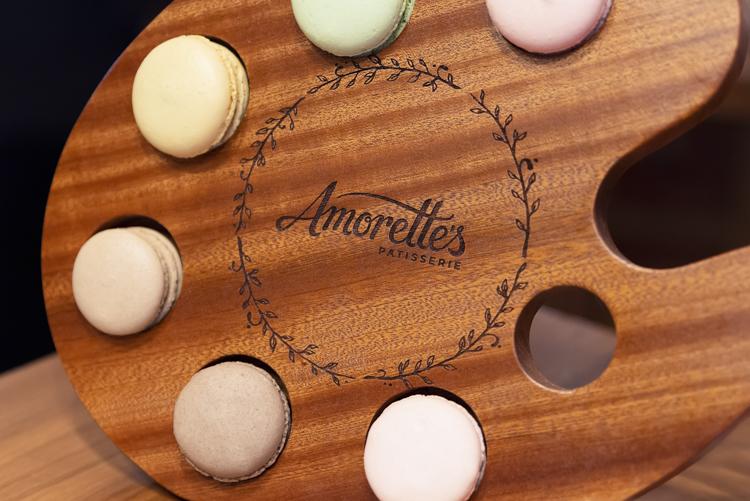 Amorette's Patisserie detail