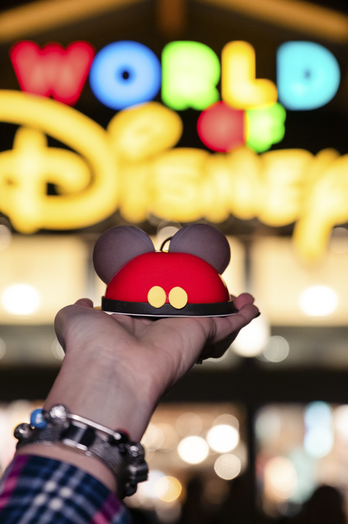 Amorette's Patisserie Mickey Mousse Cake