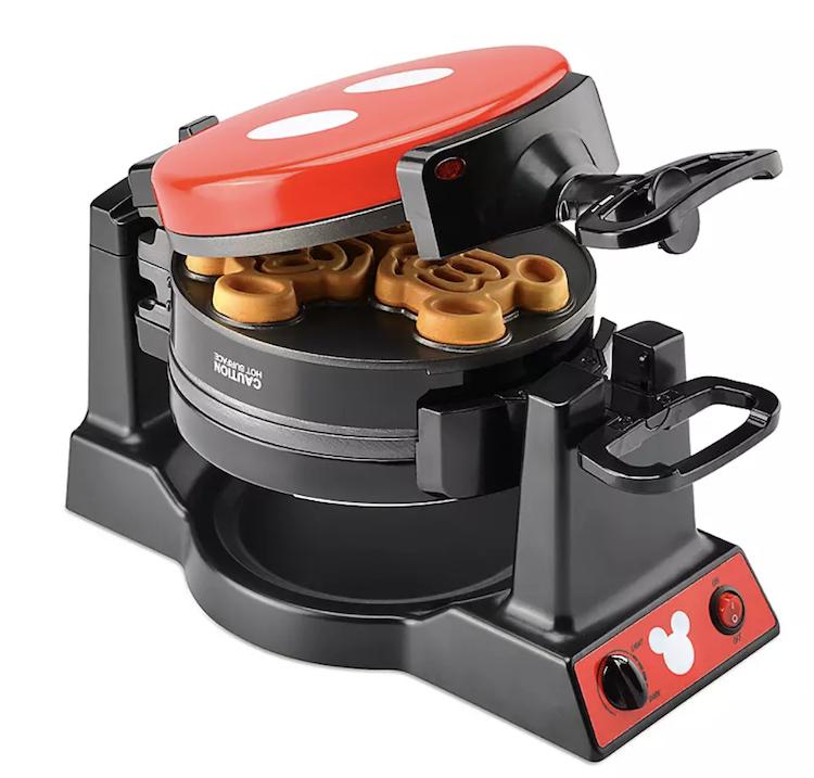 Disney Waffle Maker DIY