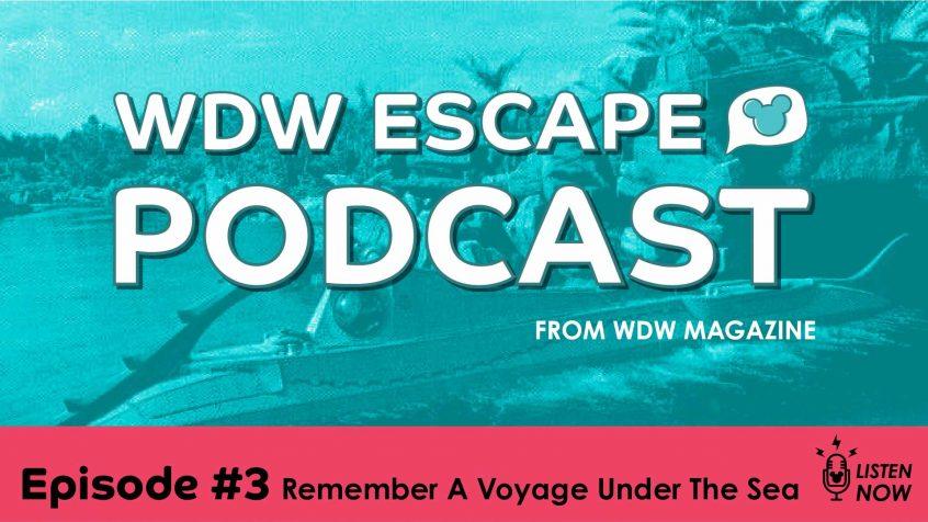 20,000 Leagues Under the Sea wdw escape podcast episode 3