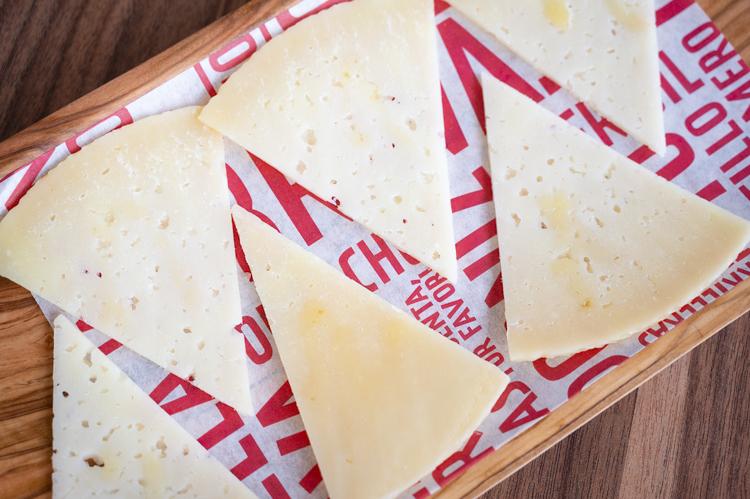 Jaleo Disney Springs cheese plate